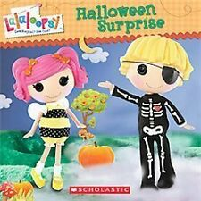 Lalaloopsy: Halloween Surprise by Cecil, Lauren