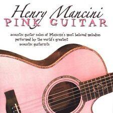 NEW Henry Mancini : Pink Guitar (Audio CD)