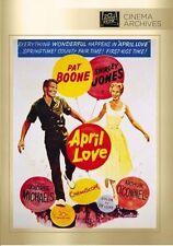 April Love (DVD, 2013)