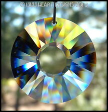 m/w Swarovski Crystal 40mm The Sun SunCatcher Chakra Strand Lilli Heart Designs