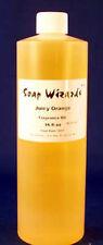 Juicy Orange Candle, Soap & Lot. Fragrance Oil, 16fl oz