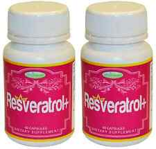 RESVERATROL BEST ANTI AGING SUPPLEMENT Red Wine Extract Reveratrol Weight Loss