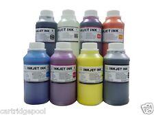 Refill pigment ink kit for Epson Stylus Photo 87 T087020 R1900 8X250ml w/syringe