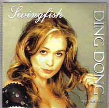 Swingfish- Ding Dong promo cd single