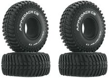 "NEW Duratrax Rock Crawler 1.9"" Approach CR C3 Tire Set (4) DTXC4018"
