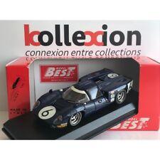 LOLA T70 Coupe n°6 Le Mans 1968