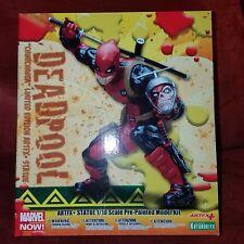 Kotobukiya Marvel Deadpool Chimichanga Headpool Statue 2015 SDCC