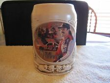 Kyle Petty Coors Silver Bullet Ceramic  Stein