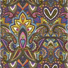 Michael Miller Fabric GYPSY HEART Paisley-yards