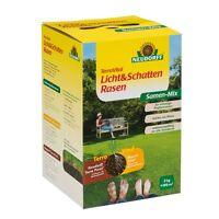 NEUDORFF TerraVital Licht & Schatten Rasen 3 kg - Rasensamen Raasensaat Samen