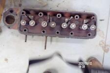 Original Oliver 60 Tractor Engine Motor Cylinder Head 60 Oliver