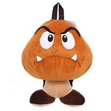 Super Mario Goomba Plush Backpack Bag