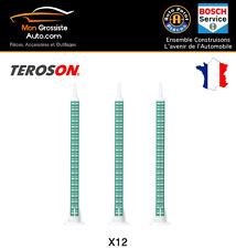 Lot de 12 buse de mélange embout Teroson pour pistolet téromix