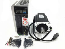 Delta 750W 2.39NM AC Servo Motor Driver Kit ASD-B2-0721-B+ECMA-C20807RS 3m Cable