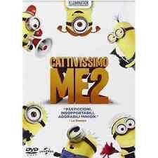 Dvd CATTIVISSIMO ME 2 - (2013) .....NUOVO