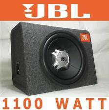 BASS BOX JBL GT5-12 SUBWOOFER 1100 WATT CASSA ACUSTICA SUB-WOOFER 30 CM 275 RMS