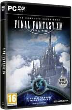 Final Fantasy XIV Online the Complete Experience - PC DVD - New & Sealed