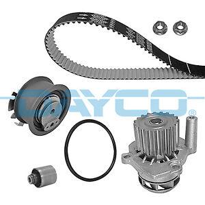 Dayco Timing Belt Water Pump Kit Ktbwp2964 Fit Seat Altea 1.9 Tdi (2004-) Oe