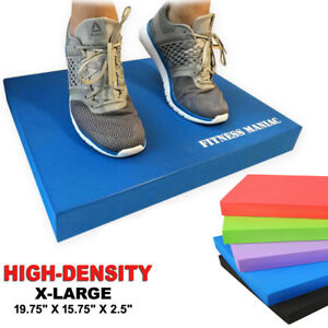 Heavy Duty Foam Balance Pad / Stability Cushion - Multiple Size and Colors