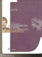 Corso integrato di letteratura latina - VOL.4-5 di Conte G. Biagio - 2004
