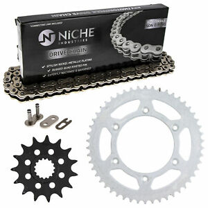 Sprocket Chain Set for KTM 450 EXC-G 450 MXC-G 15/50 Tooth 520 Rear Front Combo