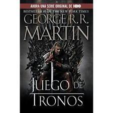 Juego de Tronos = A Game of Thrones - Paperback NEW Martin, George  2012-05-01