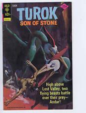 Turok Son of Stone #104 Gold Key Pub 1976
