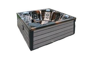 Outdoor Whirlpool Hot Tub Maximus Balboa Aristech USA 111 Düsen SOFORT LIEFERBAR