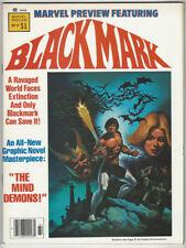 Marvel Preview 17 VF+ 1979 Blackmark Gil Kane
