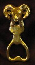 BIGHORN RAM Bottle Opener in Bronze