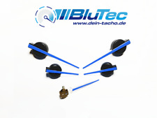 Blaue Farbfolie für BMW E34 Tachonadeln / Tachozeiger - M Tacho - M Optik