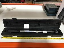 CDI Torque Products 350NMIMH Micrometer Adj Torque Wrench 60-250 ft lbs