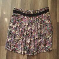 Staring at Stars Women's Junior's Skirt Elastic Waistband Size Large Pockets
