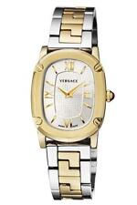 Versace Women's VNB240014 Couture Swiss Retro Two-Tone Stainless Steel Watch