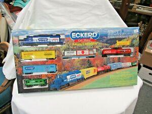 Eckerd Savings Express Customized HO Train Set Factory Sealed NIB NRFB Nice BIN!