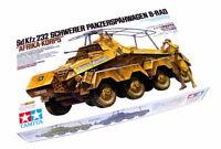Tamiya Military Model 1/35 Sd.Kfz.232 Schwerer Panzerspahwagen 8-Rad Hobby 35297