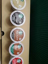 New listing Starbucks Flavored Coffee K-Cup Variety Pack for Keurig Brewers, 50 K-Cup Pods