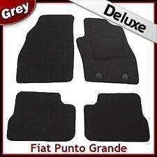 Fiat Punto Grande (2006 2007 2008 2009 2010 2011) Tailored LUXURY 1300g Car Mats