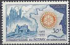 ROTARY INTERNATIONAL N°1009 - NEUF LUXE ORIGINAL GUM