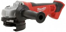 Cordless Cut Off Angle Grinder Power Tool 18 V Lithium Ion Portable Side Handle