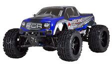 1/10 Brushless RC Truck Redcat VOLCANO EPX PRO 2.4GHZ Remote Blue/Silver LIPO