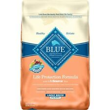 New listing Blue Buffalo Life Protection Chicken & Brown Recipe Large Breed Puppy Dry Dog