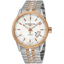 RAYMOND WEIL Freelancer Reloj automático de dos tonos 2730SP565021