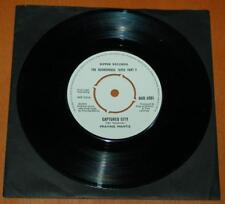 """Praying Mantis - Captured City The Soundhouse Tapes - 1980 Ripper Records UK 7"""""""