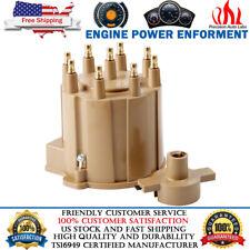 Distributor Cap and Rotor kit For GMC Chevy Suburban Sierra Pickup Camaro Blazer