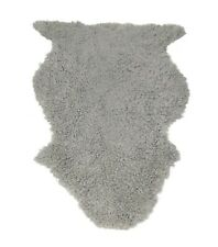 GENUINE SOFT SHEEP SKIN RUG Lambskin HOME DECORATION 93 cm x 60 cm.-5
