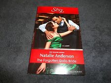 THE FORGOTTEN GALLO BRIDE  BY  NATALIE ANDERSON +MILLS & BOON+SEXY+MAR 2017