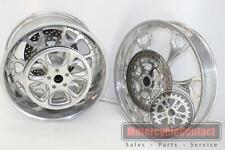 05-07 BIG DOG PITBULL FRONT REAR WHEEL PAIR SET CUSTOM RIMS 21X3.50 18X10.50 300