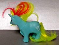 Vintage Hasbro 1986 G1 My Little Pony  BABY RIBBON BEDDY BYE Hong Kong Rare