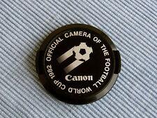 Tappo originale Canon Coppa del Mondo x 24/2 35/2 50/1,4 85/1,8 - FTb A1 EF T90